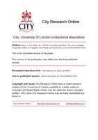 City Research Online - 'Good Morning Fitfam': Top posts