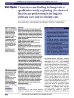Factors affecting decisions to extend access to primary care