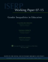 social class gender and exclusion from school kane jean