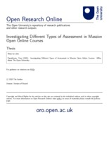 Opening up multiple-choice: assessing with confidence - Open