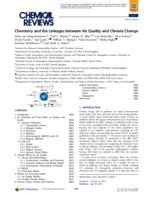 Science Essay Ideas Chemistry And The Linkages Between Air Quality And Climate Change Research Essay Proposal also Health Is Wealth Essay A Good Climate For Clean Air Linkages Between Climate Change And  Good Science Essay Topics