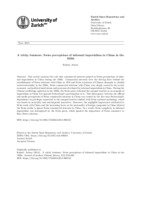 Solidarity without the State?: Business and the Shaping of the Swiss Welfare State, 1890–2000