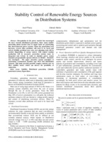 Voltage and stability analysis of distribution networks with