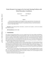 Essential boundary conditions and multi-point constraints in
